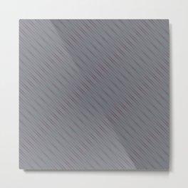 Boxy Fade Metal Print