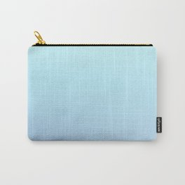 ICE CANDY - Minimal Plain Soft Mood Color Blend Prints Carry-All Pouch