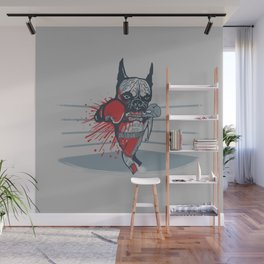 The Boxer Wall Mural