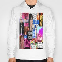 birthday Hoodies featuring birthday by Aldo Couture