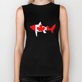 Shark Canada Biker Tank