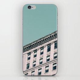 Vintage Blues iPhone Skin