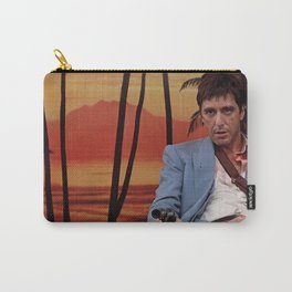 Al Pacino, Scarface 1983 Carry-All Pouch