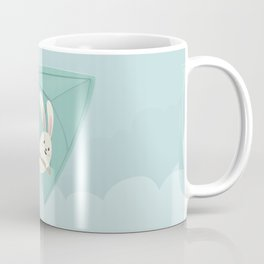 Let's fly to the sky Coffee Mug