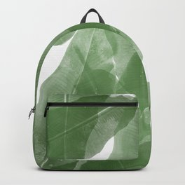 Banana Leaves Greenery Backpack