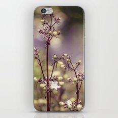 Fairy bloom iPhone Skin