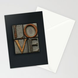 Love Letters ii Stationery Cards