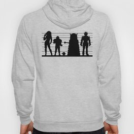 Doctor Who: The Whovian Suspects Hoody