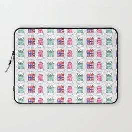 Victorian houses Laptop Sleeve