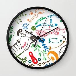 Balance 01 Color Wall Clock