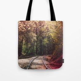 Great Adventures Ahead Tote Bag