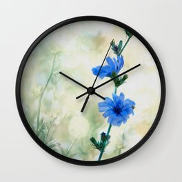 Chicory Wall Clock