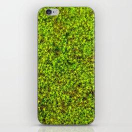 moss green II iPhone Skin