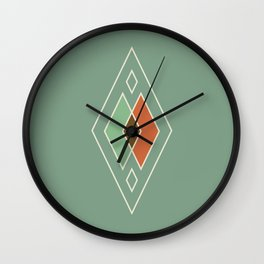 camp ivanhoe Wall Clock