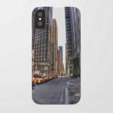 City Streets iPhone X Slim Case