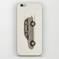 Mobile in the Shop iPhone & iPod Skin