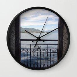 Isola Bella Wall Clock