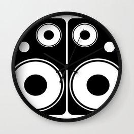 DJ Gear #3 Wall Clock