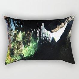 Sea Cave Rectangular Pillow