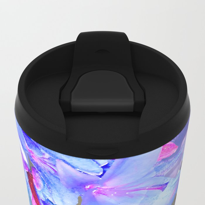 TREE OF HOPE Metal Travel Mug
