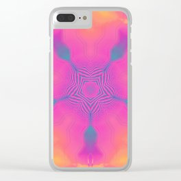 Entheogen V.3 Clear iPhone Case