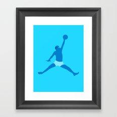 Air Fünke Framed Art Print