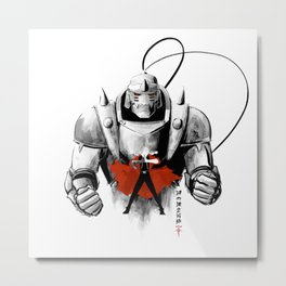Brotherhood Metal Print
