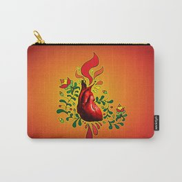 Matyo Heart Carry-All Pouch