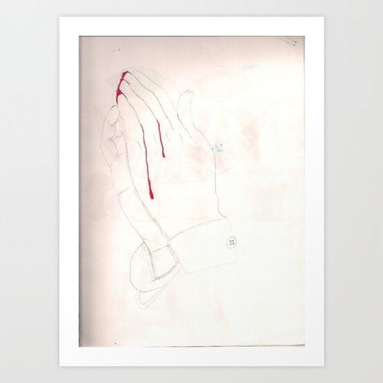 Ungodly Art Print