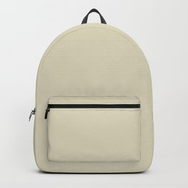 After Silence, Music ~ Tan Backpack