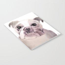 Bully Bull Dog Notebook