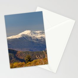 Seasons Collide Stationery Cards