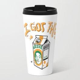 I got the juice Chance the rapper Travel Mug