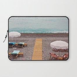 Cote D'azur - Nice, France Laptop Sleeve