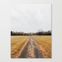tennessee Canvas Prints featuring Tennessee  by Joe Greer