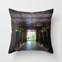 Vidanta Riviera Maya Pt.2 Throw Pillow