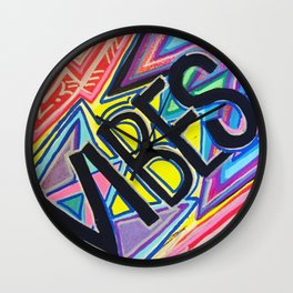 This Vibe Right Here Wall Clock