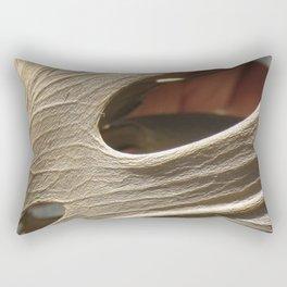 Swiss cheese plant Monstera Deliciosa Leaf Rectangular Pillow