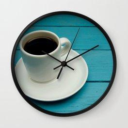 Coffe Wall Clock