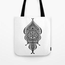 Doodle Flow Tote Bag