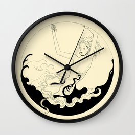 Nidra Wall Clock