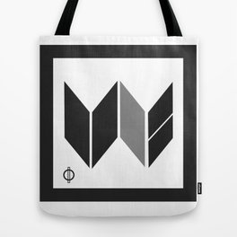 We Are The United -  Logo Identity  Tote Bag