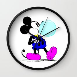 The Mouse Wall Clock