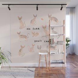 Sphyinx Cats Wall Mural