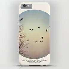 Caged Birds iPhone 6s Plus Slim Case