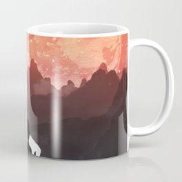 Let your fears run down the creek. Coffee Mug