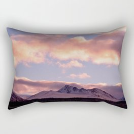 Rose Serenity Sunrise Rectangular Pillow