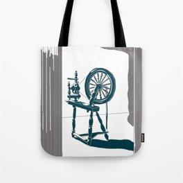 Rumplestiltskin - brother Grimm illustration Tote Bag