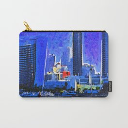 Dock On The Bay Carry-All Pouch