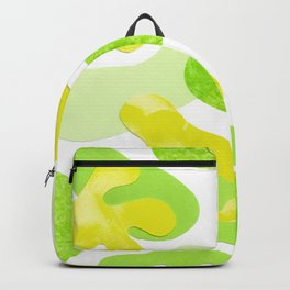 Abstract Collage 012 Backpack